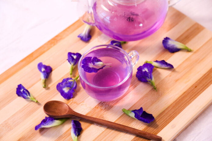 Health Benefits Of Butterfly Pea Tea