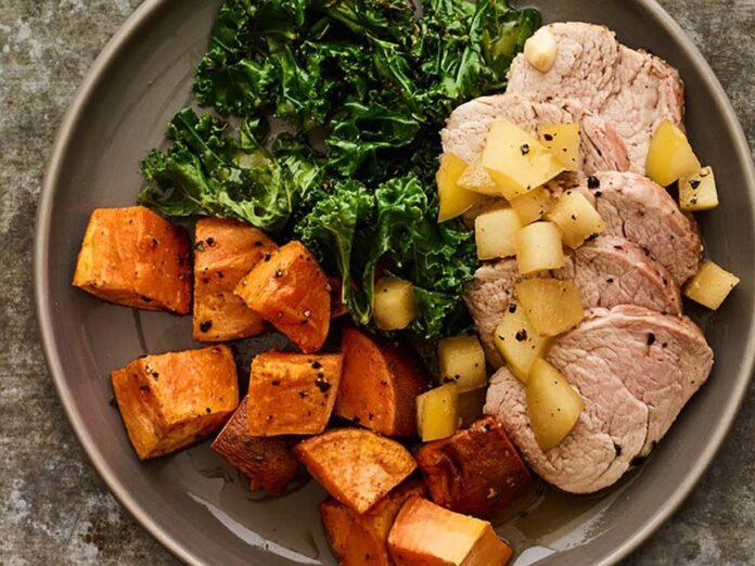 Pork recipes for good physique