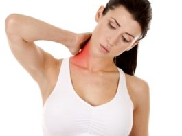 Natural cures for neck pain