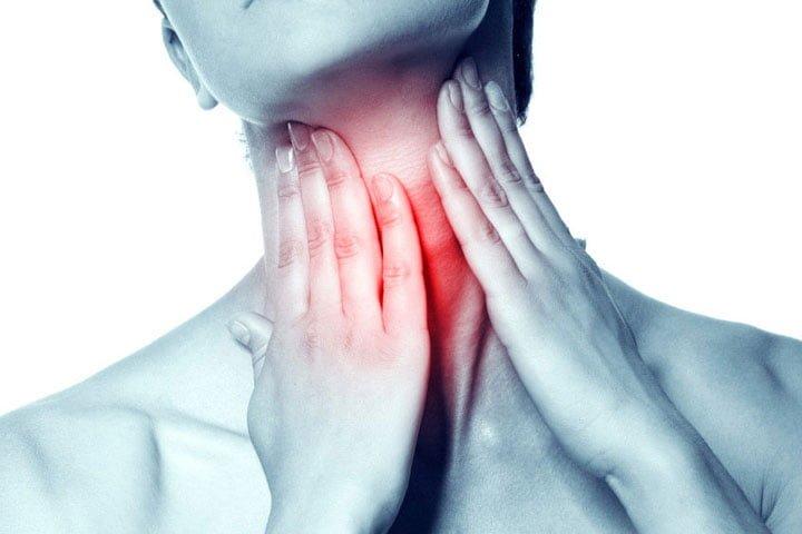 Silent reflux disease