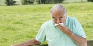 Colds in elderly