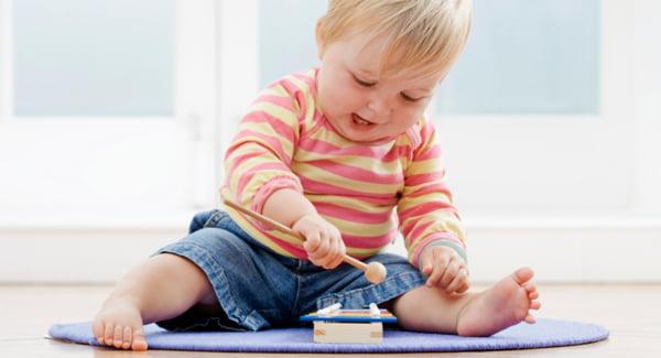 Cognitive Development in Babies