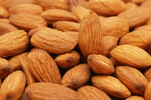 hemorrhoids, almonds