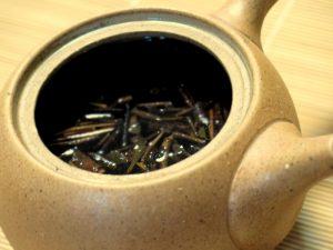 Bancha twig tea