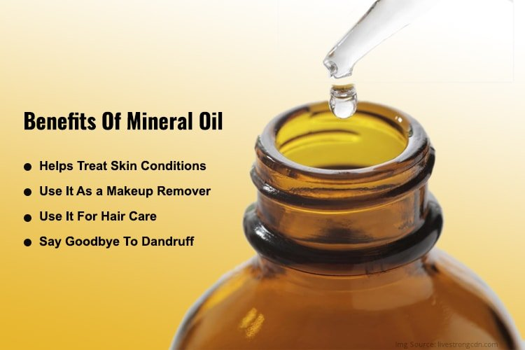 Mineral Oil: Some 4 Enthusiastic Benefits