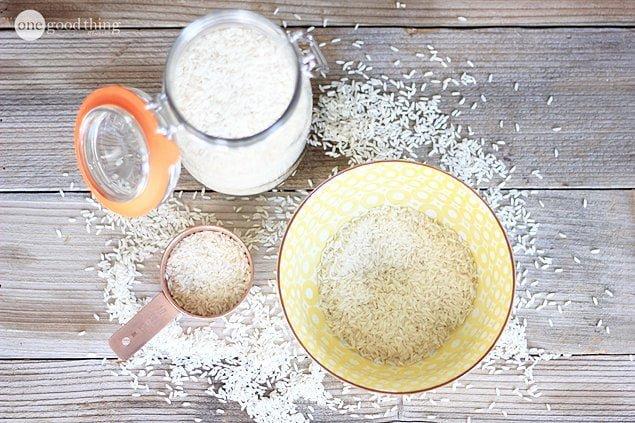 benefits of rice