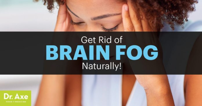 Brain Fog home remedy