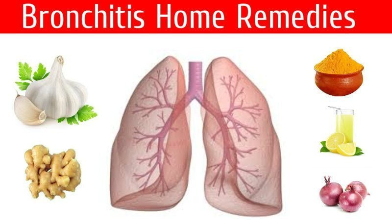 Bronchitis Home Remedies