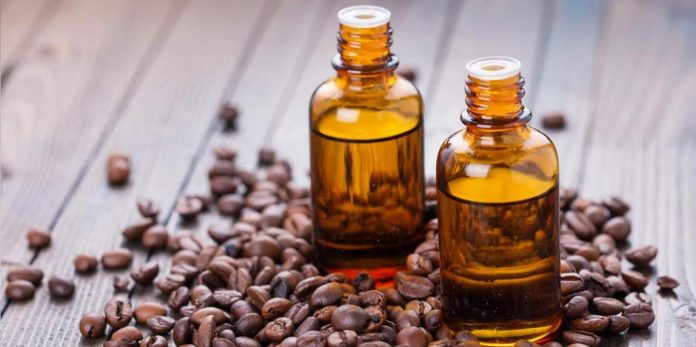 Effective health benefits of coffee essential oil