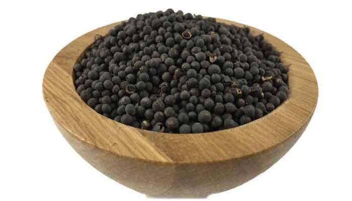 False black pepper good for hair