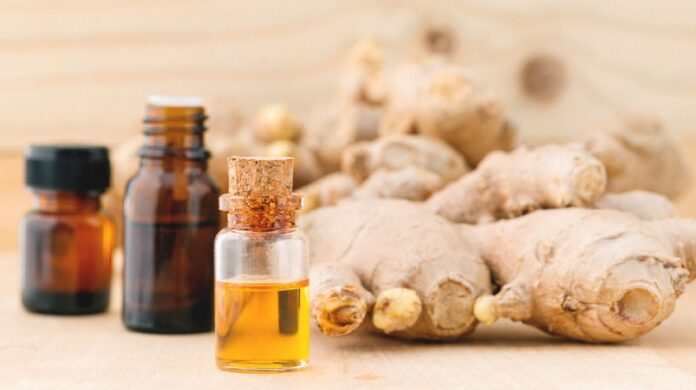 Health benefits of ginger essential oil