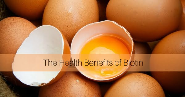 biotin health benefits