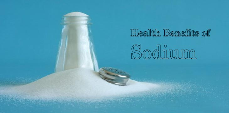 Health Benefits Sodium