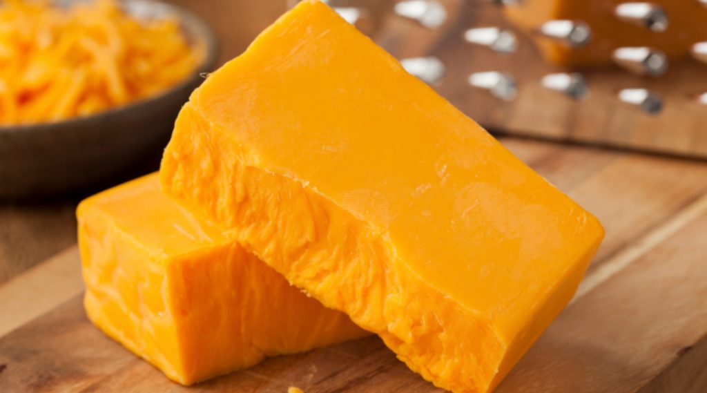Health benefits of Colby Jack cheese