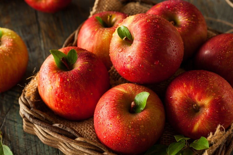 Health benefits of Fuji apples