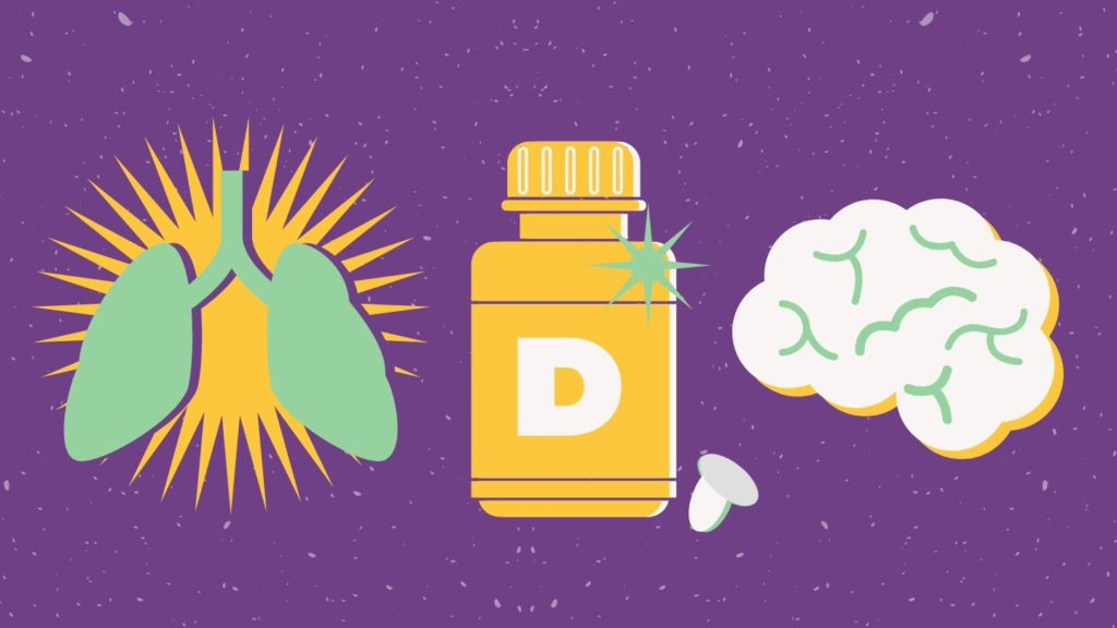 Health benefits of Vitamin D