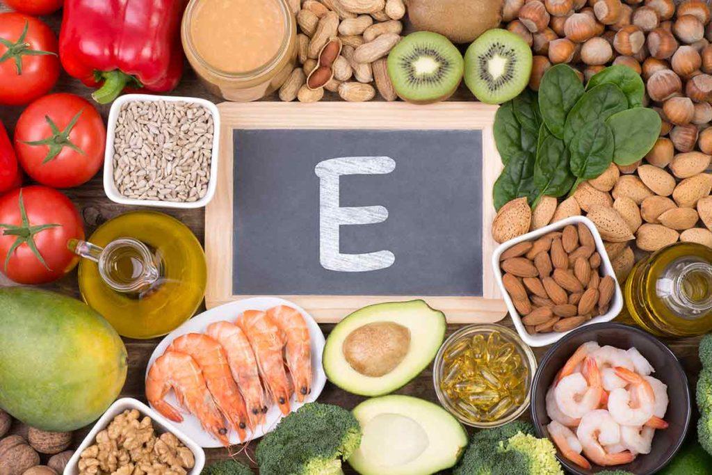Health benefits of Vitamin E