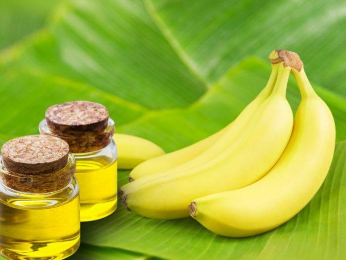 Health benefits of banana oil