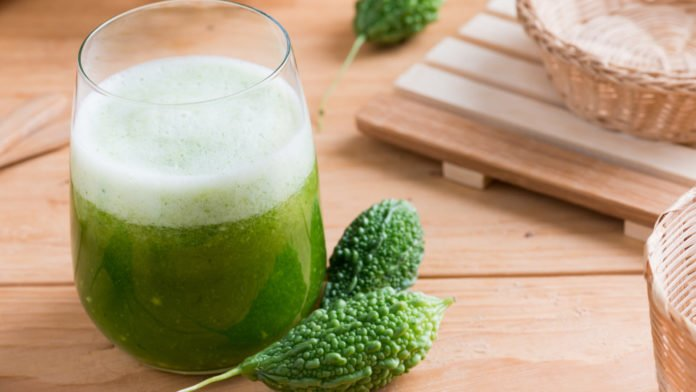 Health benefits of bitter melon juice