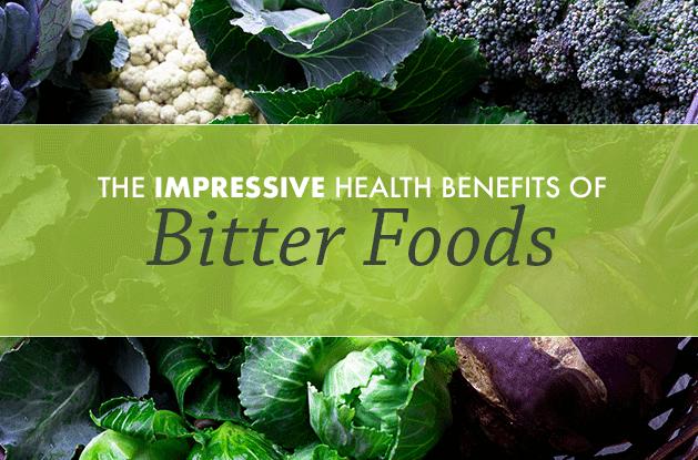 Health benefits of bitters