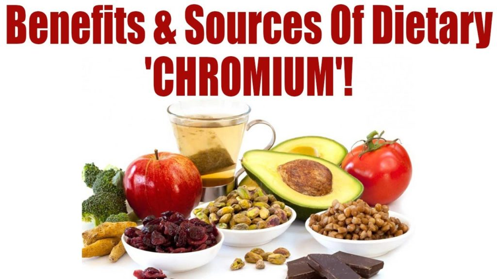 Health benefits of chromium