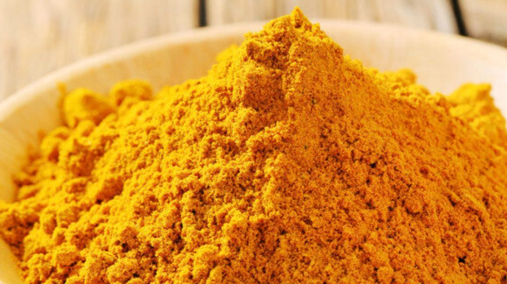 Health benefits of curry powder