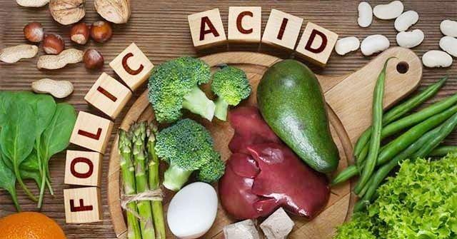 Health benefits of folic acid1