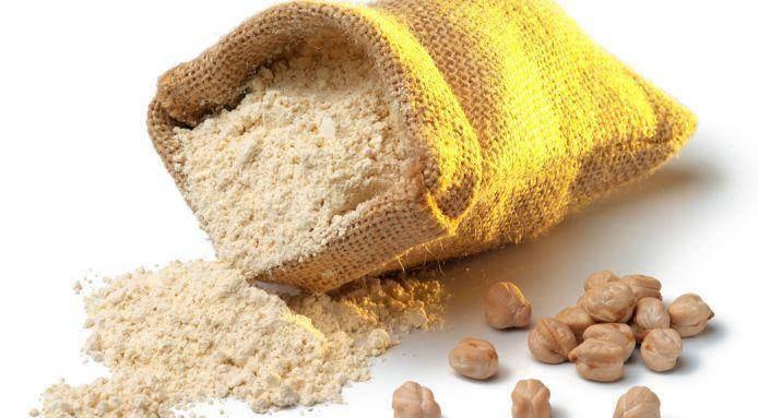 Health benefits of gram flour