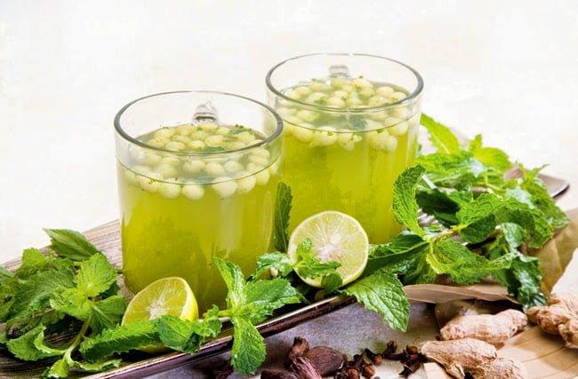 Health benefits of jaljeera