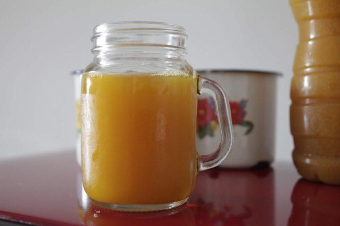 Health benefits of jamu kunyit asam