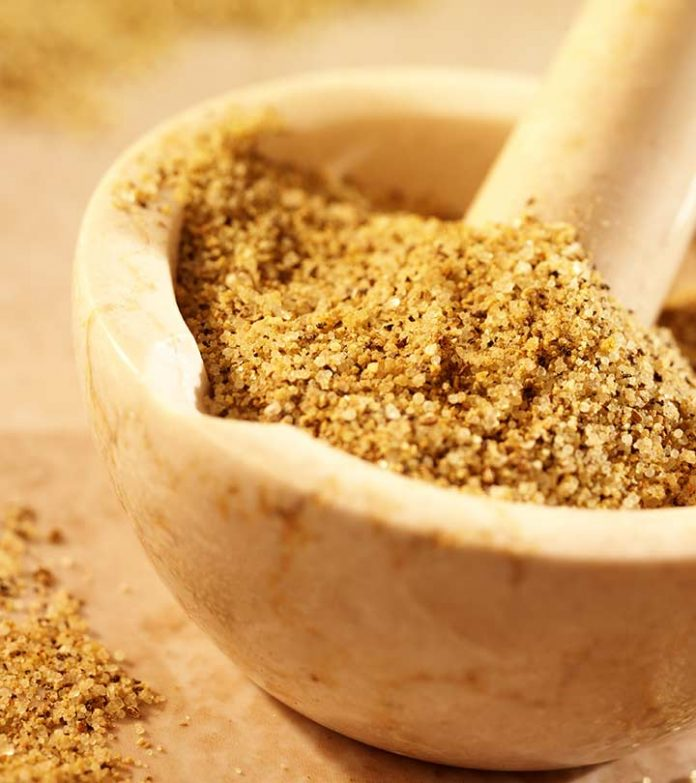 Health benefits of lemon pepper
