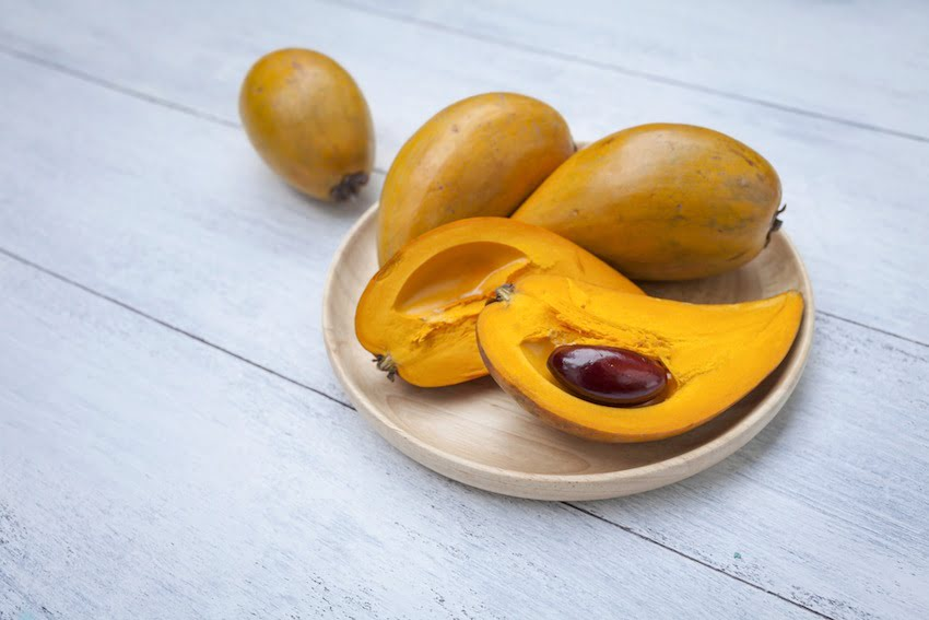 Health benefits of lucuma