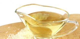 Health benefits of rice vinegar
