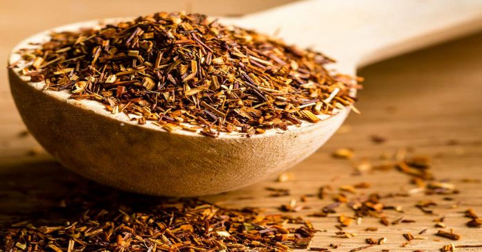 Health benefits of rooibos
