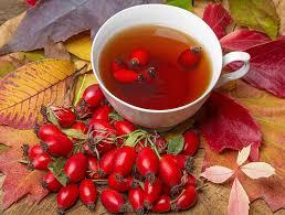 Health benefits of rosehip tea