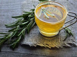 Health benefits of rosemary tea