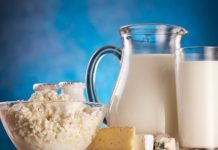 Health benefits of skim milk