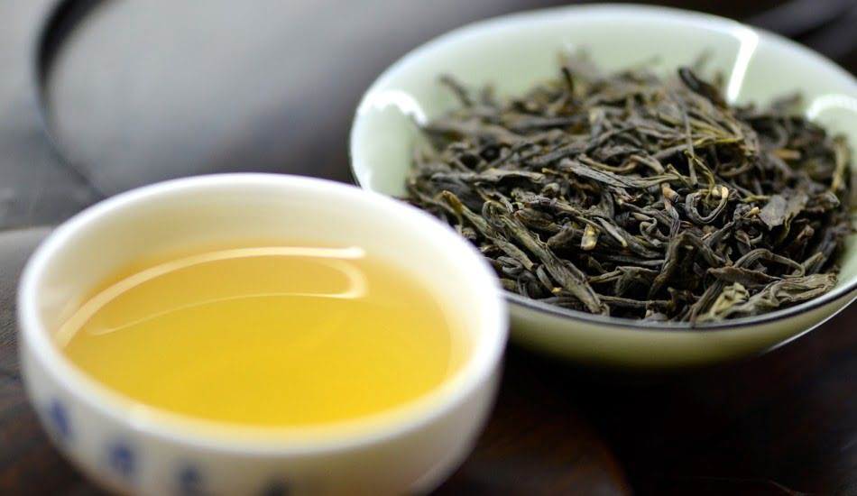 Health benefits of yellow tea