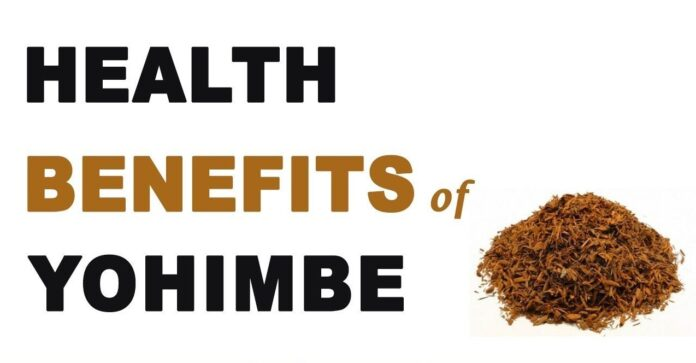 Health benefits of yohimbe