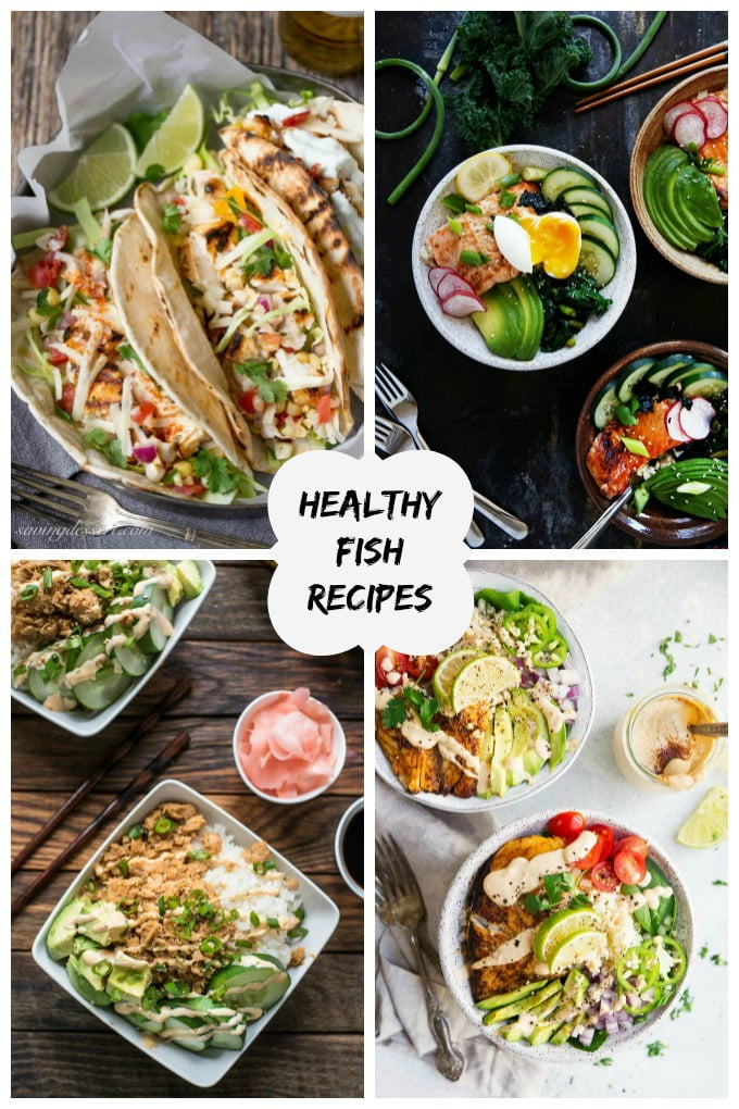Seafood Recipes For Good Physique
