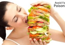Natural cures for food poisoning