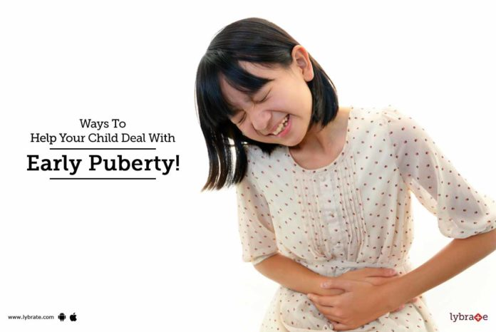 Home remedies for early puberty
