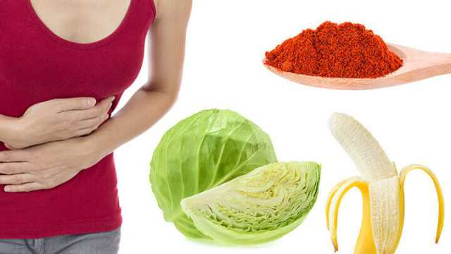 Natural Cures for Gastric Ulcer
