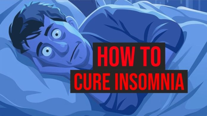 Insomnia home remedy