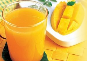 mango juice health benefits