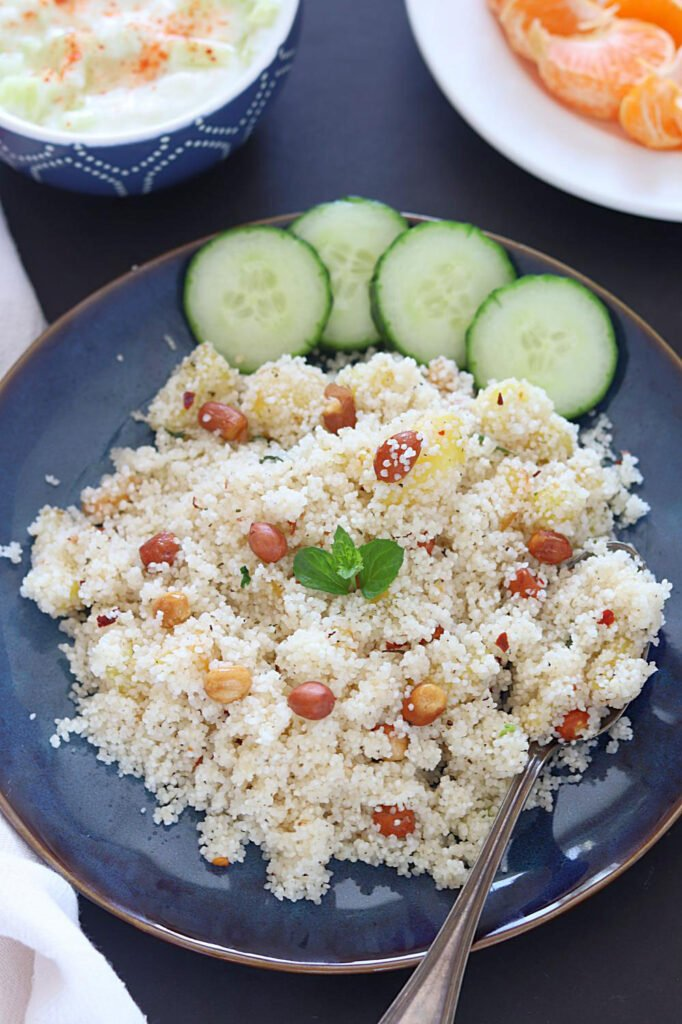 Health benefits of jungle rice