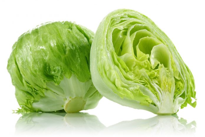iceberg lettuce health benefits