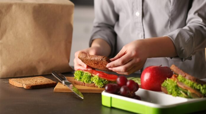 Sandwiches for Good Physique