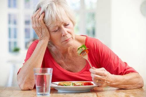 Malnutrition in elderly