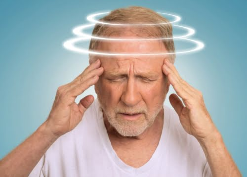 dizziness home remedy